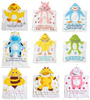 Washcloths bee bath - Newborn Infant Baby Boys UnisexTowel Bathrobes Frog Bee Animal Hooded Bath Robe U pick Up Designs