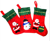 Wholesale Christmas socks Christmas decorations ornament