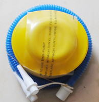 Wholesale 100pcs Balloon Pump air Inflator Foot Pumps Christmas Party Wedding Supplies Plastic Inflators B149
