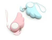 . attack girls - New Loud Personal Rape Alarm Attack Panic Protection For Women Kids Girl Angel Wings Gift