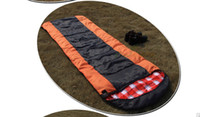 Wholesale Nut envelope wind warm cotton sleeping bag soft personal easy to carry
