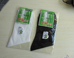 Wholesale man spring summer autumn bamboo firber sock