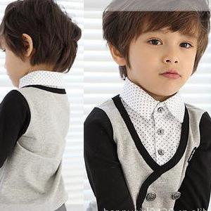 Lil Boys Designer Clothes New Boys Autumn Clothes Boys