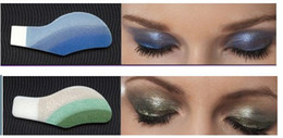 Wholesale Innovative Fashion Instant Eyeshadow Eyes Magic sticker Colors Top Quality C