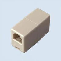 Cat-5e Patch Cables Connectors & Plugs RJ11 RJ45 RJ45 Network RJ11 phone Cable Female to Female connector plug joiner coupler, Free Shipping, N051