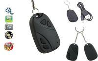 Wholesale whole mini dv car keys micro camera hidden car key camera with retail box