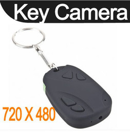 2017 hidden video MINI SPY CAR KEY HIDDEN CAMERA 808 KeyChain CAM numérique Chaîne DV DVR Camcorder WebCam Video Recorder hidden video autorisation
