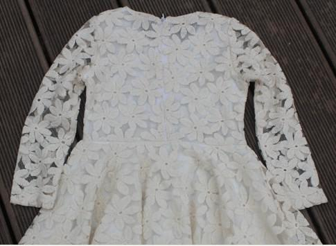Autumn Lace Dress Baby