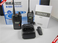 Wholesale Interphone H555 interphone W MHZ whole segment of the civilian riders km Free Shippi