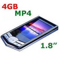 Wholesale SET New GB GB G G Slim quot LCD screen TFT MP3 MP4 Player FM Radio Voice usb cale