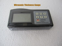 Wholesale Thickness gauge ultrasonic thickness resolution of mm steel plate thickness gauge