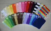 Wholesale 9 quot crochet tube tops headbands halter tops