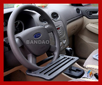 Wholesale Car iPad Support Stand Dining table Clip Steering wheel Tray Drink Holder