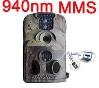 Ltl Acorn 940NM cámara de la caza del MMS 12MP cámara infrarroja del rastreo infrarrojo MMS / Email vía la red del G / M