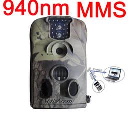 La caza cámara de exploración gsm en venta-Ltl Acorn 940NM cámara de la caza del MMS 12MP cámara infrarroja del rastreo infrarrojo MMS / Email vía la red del G / M