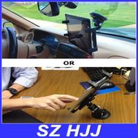 Wholesale Windscreen Car Mount Cradle Holder Degree Rotation Tablet Car Mount Holder for iPad2 iPad3
