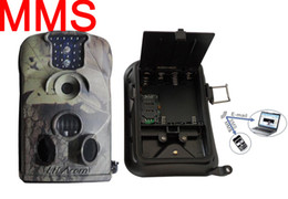 Wholesale Ltl acorn 5210MM 5210MG MMS 12MP hunting camera MMS GPRS Trail Camera animal scouting camera 5210M