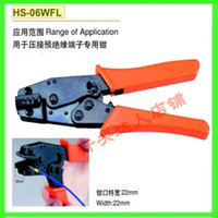awg crimper - Insulated Terminals Crimper Plier AWG HS WFL