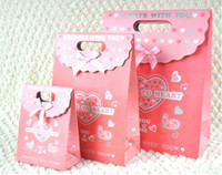 Wholesale Wedding candy box Wedding gift bag style bags wedding party gift bags