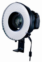 Wholesale New LED AC DC Video Light Continuous Camera Ring Sutdio Video Light from kakacola shop