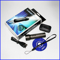 Wholesale 8GB flashlight spy camera