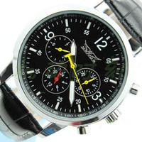 replicas watches - jaragar fashion designer brand watches men dive mechanical stainless black dial mens watch