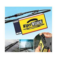 Wholesale Wiper wizard car cleaning brush wper wizard car cleaning brush window wiper scraping brush wper