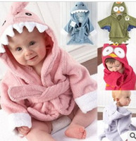 Wholesale Kids Autumn Paragraph Explosion Models Cute Animal Shaped Towels