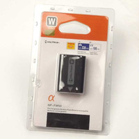 Wholesale 1080 mAh camera battery Sony NP FW50 NPFW50 FW50 NEX NEX F3 A55 A35 A33 NEX battery