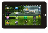 Wholesale 7 VIA Phone Call Android Tablet PC WIFI M Camera MB G Support G GSM HOT SALE