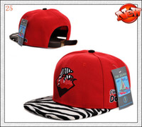 Wholesale Pink Dolphin Snapbacks Olympic Waves Snapback Red Leopard Cheap Adjustable Hats Cool Strap Back Cap