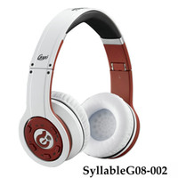 Wholesale Syllable G08 wireless Stereo Headphones Noise cancel Bluetooth Headset high definition gogo