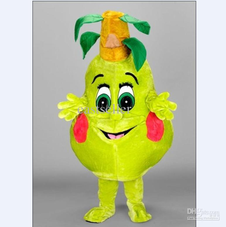 Pear Tree Cartoon 2012 Pear Tree Mascot Costume