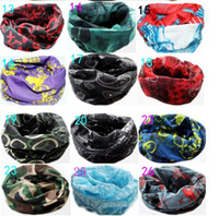 Wholesale Free EMS Bicycle Sports Outdoors Headband Head scarf Headwear Cap Equipment In Retail Package