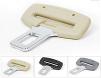 Wholesale Seat Belt Universal Safety Seat Belt Insert Plug Insurance Latch Buckle