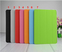 Wholesale Smart Slim Leather Case Cover Sleeve For Samsung Galaxy Tab inch GT P7510 Stand Case