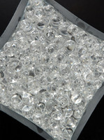 Wholesale Clear Crystal Water Gel Beads for Wedding Party Decor Crystal Soil Pearls Vase Filler Centerpieces