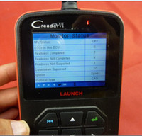 Wholesale Launch creader Launch Creader VI OBD2 EOBD Fault Code Reader Tool Support English Spanish French