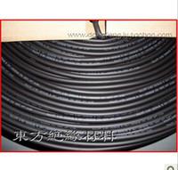 Wholesale 15mm Dia Diameter Heat Shrinkable Tube Shrink Tubing M FT black Color