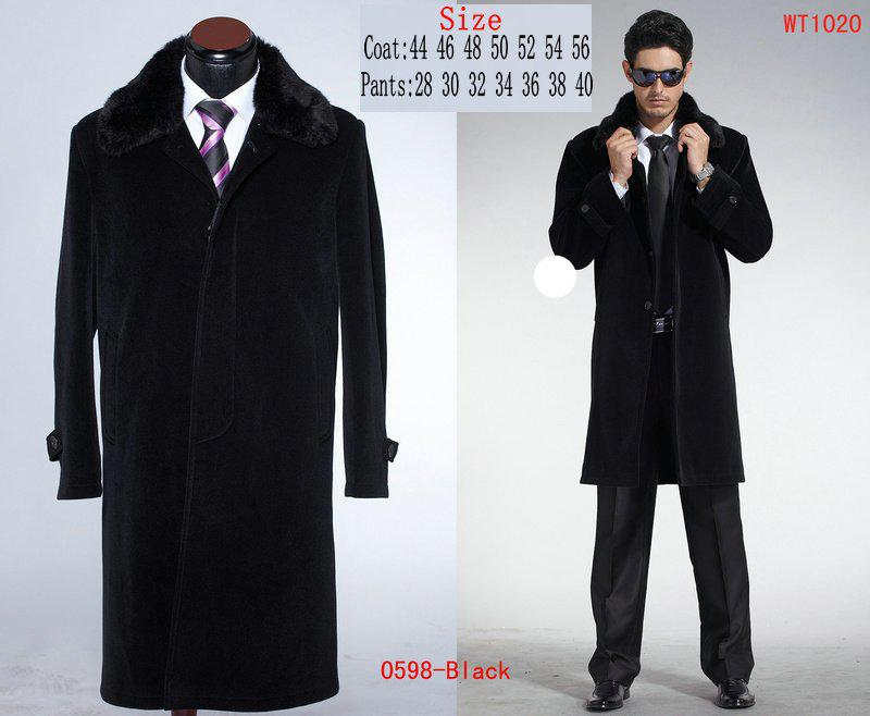drafteeqaxh - wool and cashmere coats for men