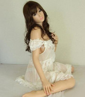 Wholesale 2012 Newest adult sex toys Men s Sexy Japan Girl Realistic Semi solid Love doll Sex dolls sex toy