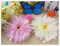 Hairband baby accessories australia - 16pcs inch Australia Daisy Flower Hairclip Brooch Baby Hair Bows Girl s Hair Accessories