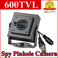 600TVL Indoor CCD CCTV 600TVL High resolution HD Mini Spy Security camera Pinhole CCD Camera