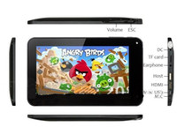 Wholesale 5pcs Android VIA8850 Capacitive Tablet PC Cortex A9 GHz MB GB WIFI HDMI G Webcam