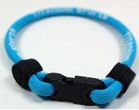 Children's american power sports - 100pcs New arrival Titanium Dual Sport Single Loop Balance Bracelet Wristband Tornado Power