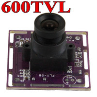 Wholesale CCTV TVL Super Had CCD High Resolution Security Camera PCB Board Camera