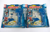 Wholesale 4 Fashion Beyblade Metal Fusion Battle Online at beyblade Set BB
