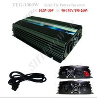 Wholesale 1000w On Grid Tie Solar Power Inverter Invertor DC V V to AC V KW Grid Tie Invertor