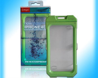 Wholesale Genuine iPEGA Neoteric Waterproof Protective Case Cover Box For Iphone4S