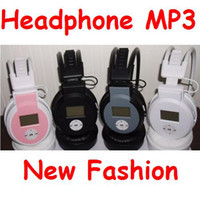 Wholesale Wireless Sport Earphone MP3 Player GYM Headset headphone HI FI MP3 Players pic M